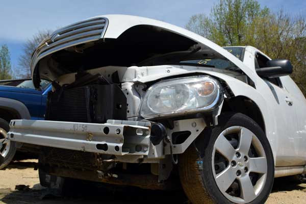 Auto Salvage Vehicle Buyers in NC