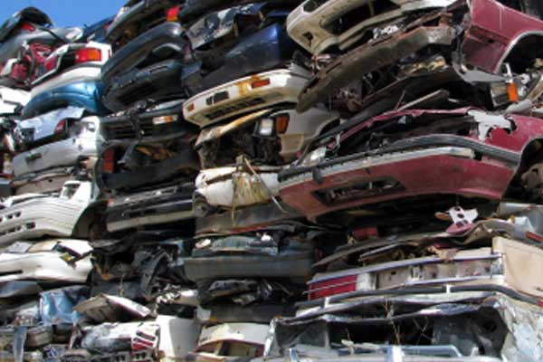 Sell vehicles for scrap metal in Raleigh NC