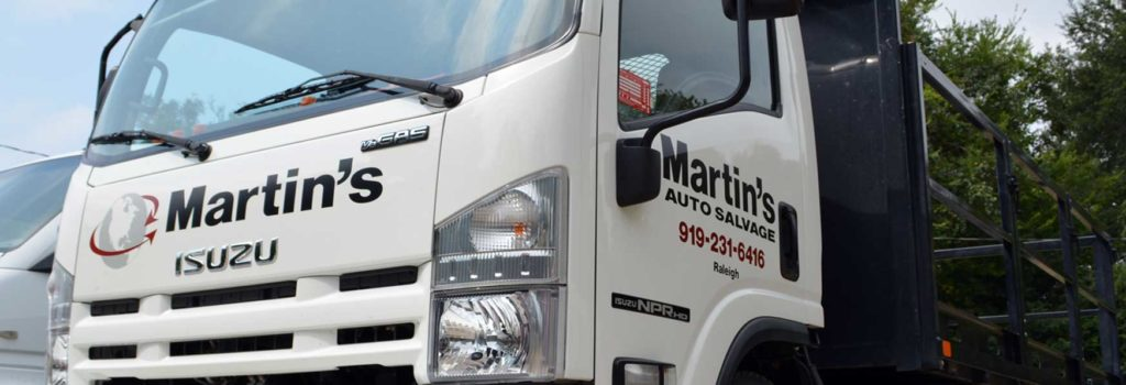 used-auto-parts-delivery-raleigh-nc