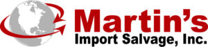 Visit Martin's Import Salvage in Wendell, NC